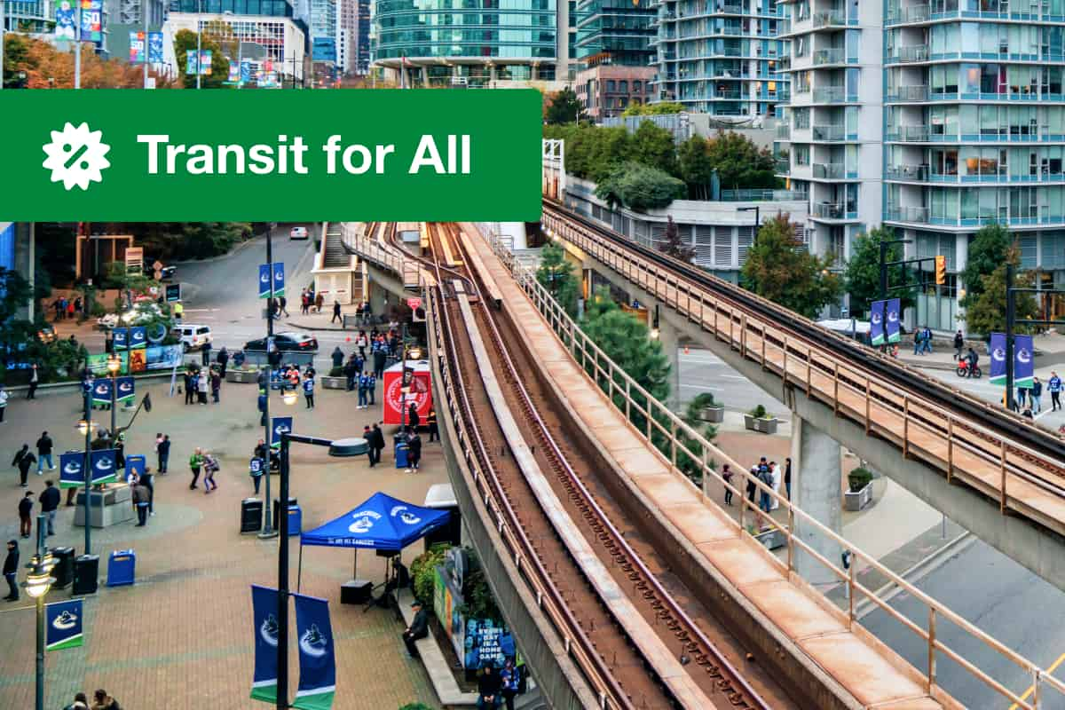 Low Income Transit Passes for British Columbia