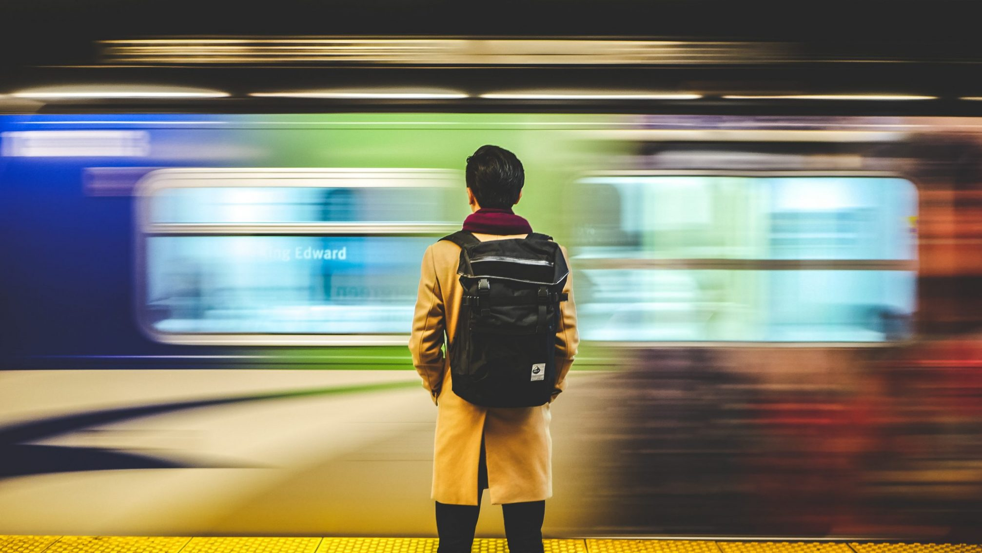 7 Ways to Ride More Safely on Transit During the Coronavirus