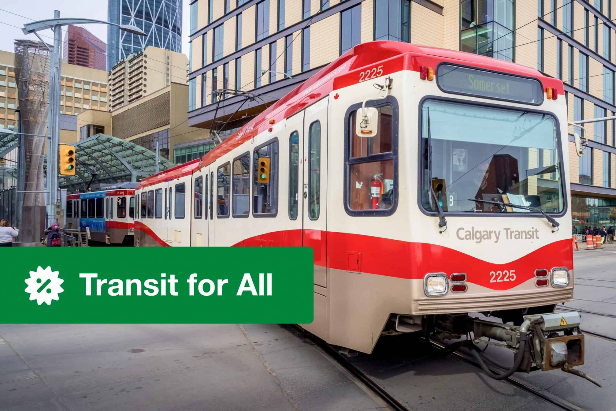 Low Income Transit Passes for Alberta