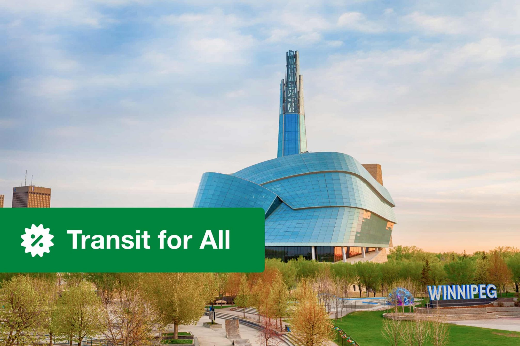 Low Income Transit Passes for Manitoba