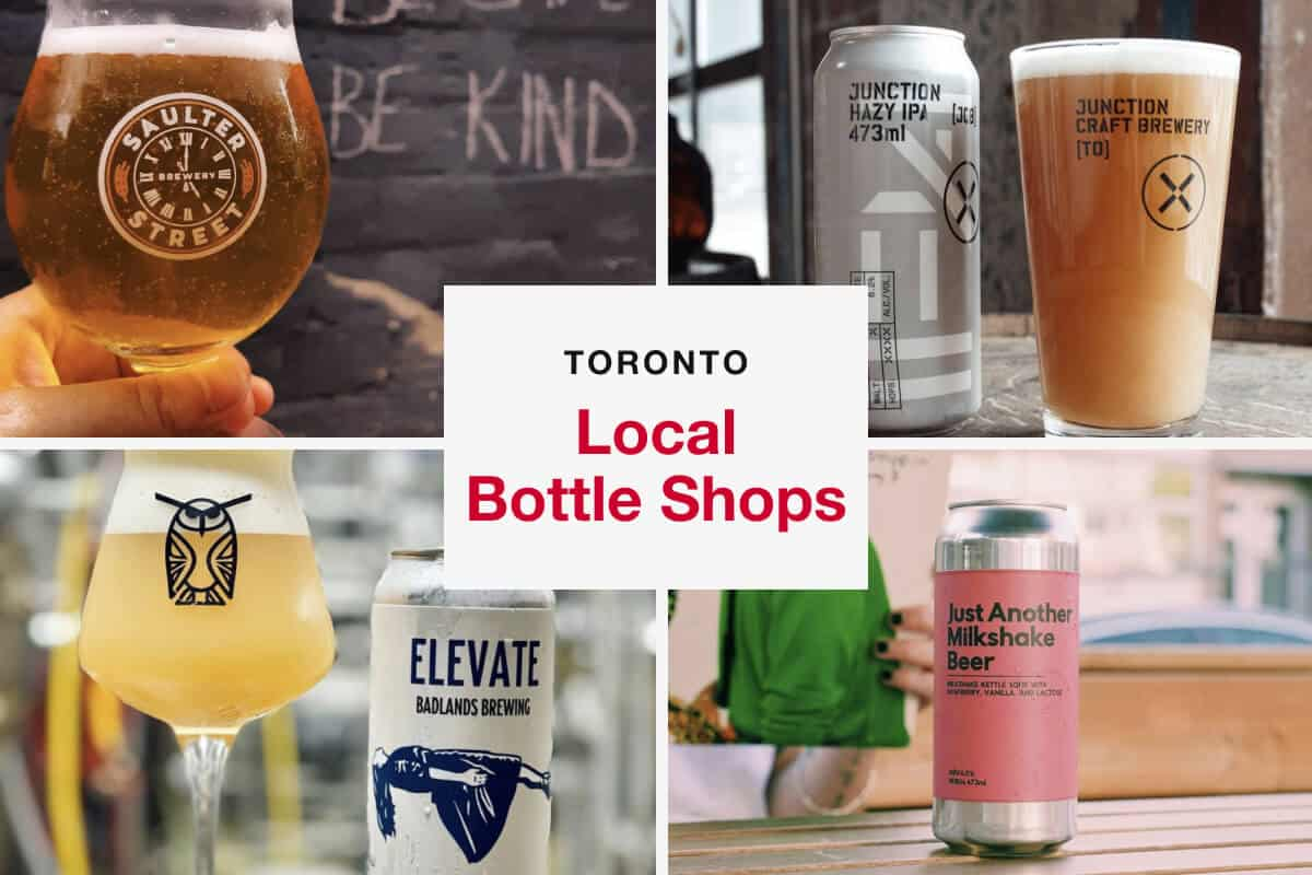 6 Bottle Shops in Toronto and the GTA to Support After Dry January