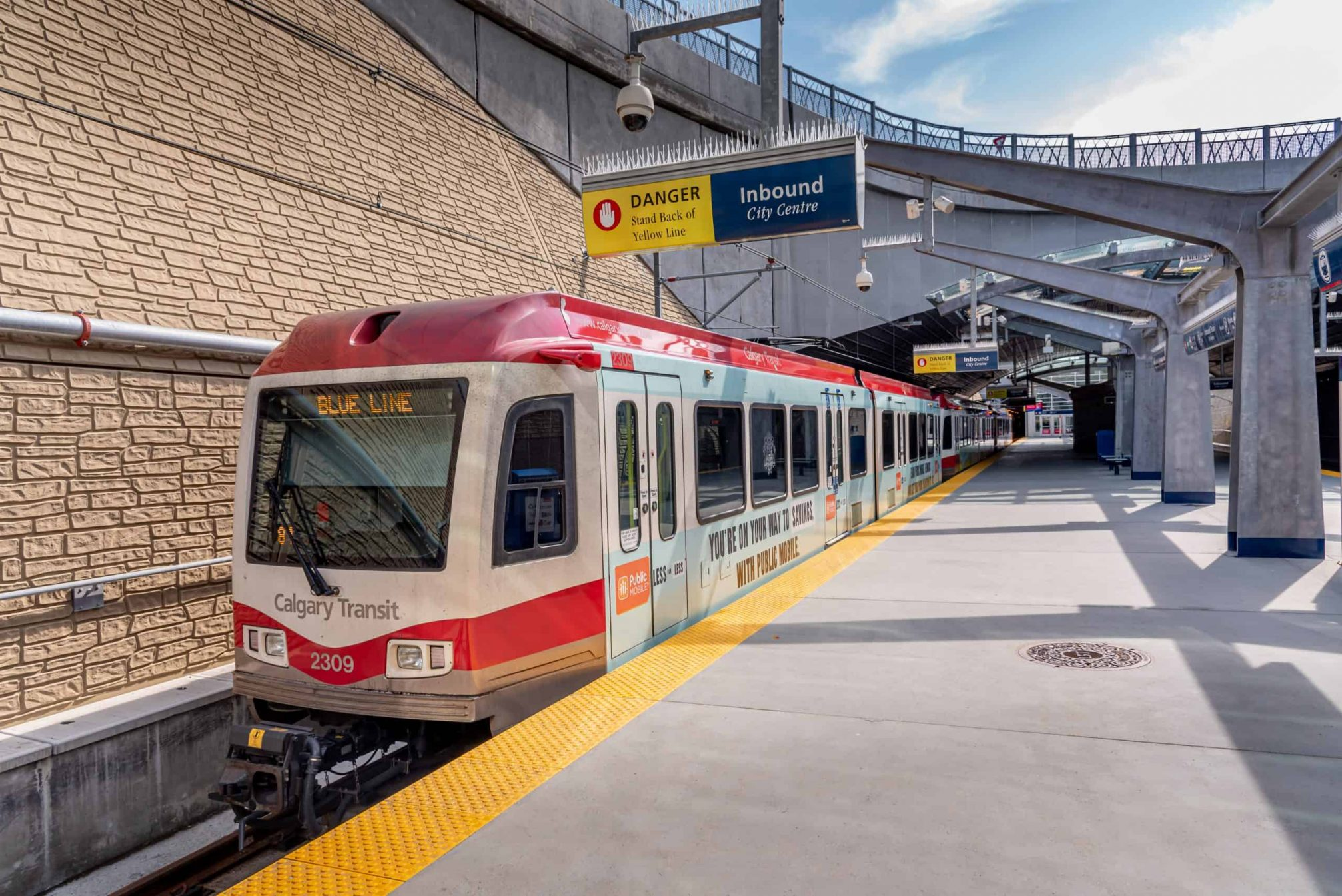 Getting Familiar with the Calgary Transportation System